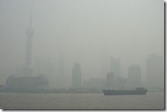Shanghai Worst Air Pollution