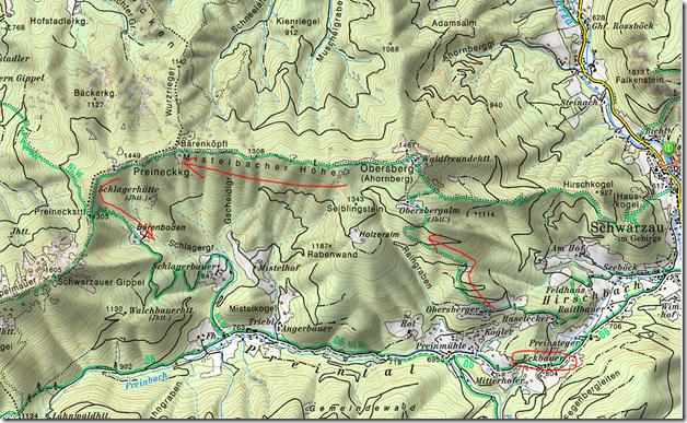 Mistelbacher Höhe
