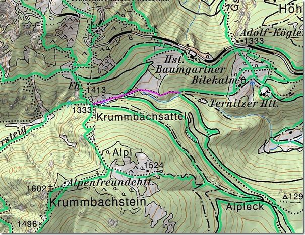 Krummbachstein_Graben